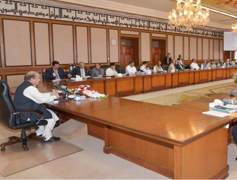 PM Nawaz to chair crucial cabinet meeting to discuss FATA reforms today