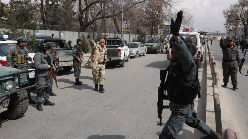38 killed, 79 wounded as gunmen attack military hospital in Kabul