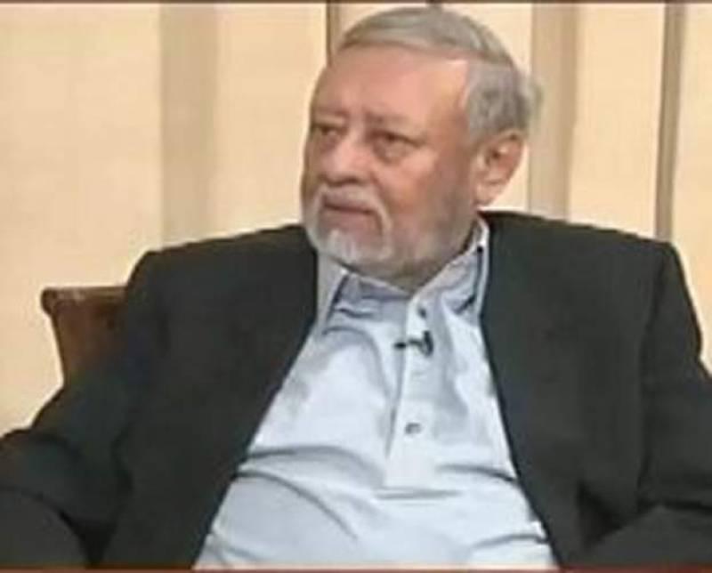 Former CJP Sajjad Ali Shah dies at 84