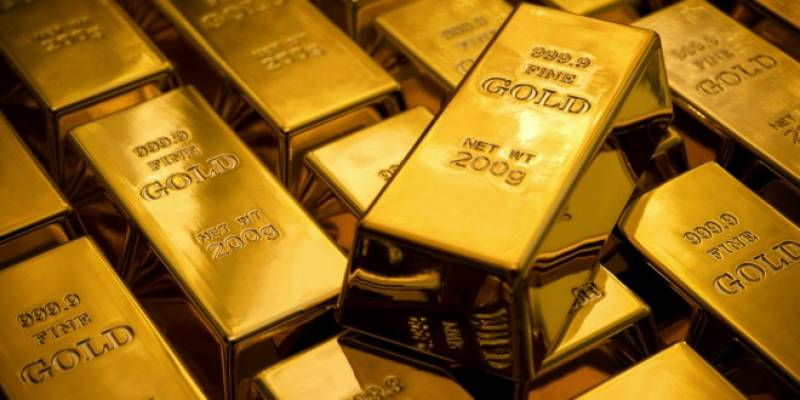 Gold price drops to Rs 56,400 per tola