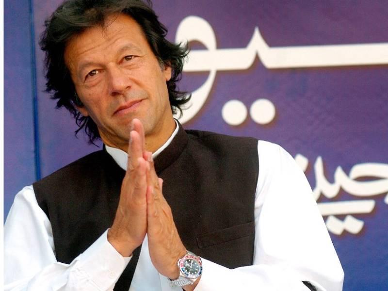 Imran Khan's message on Women Day