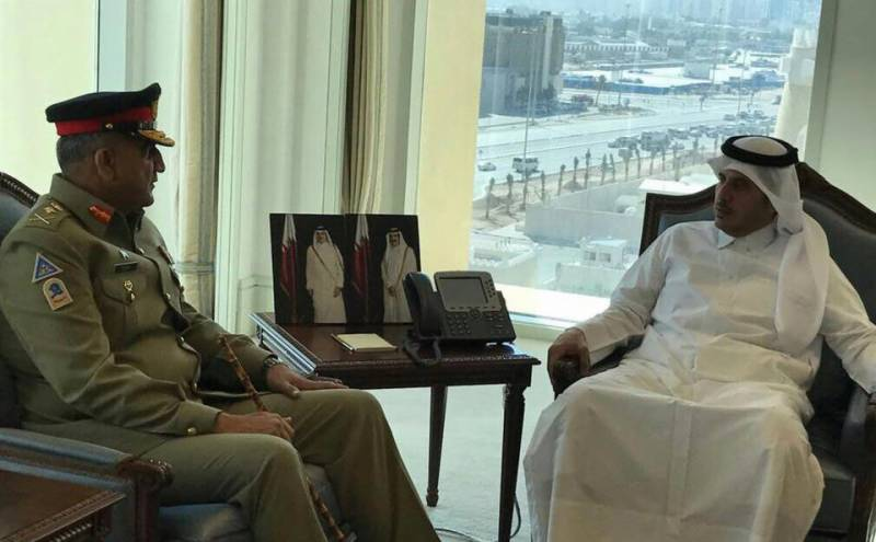 Qatar seeks Pakistan Army's security assistance for World Cup 2022