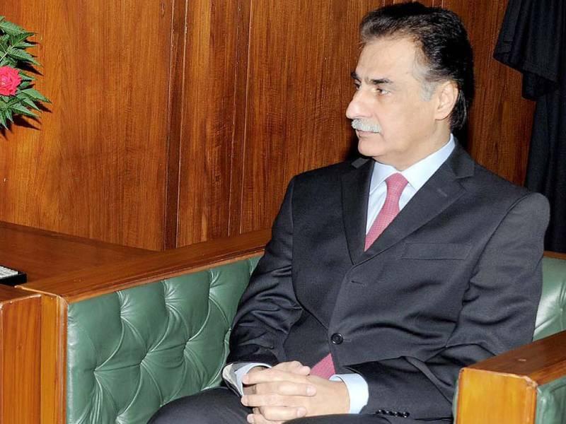 Ayaz Sadiq says legislators ashamed over PTI, PML-N brawl