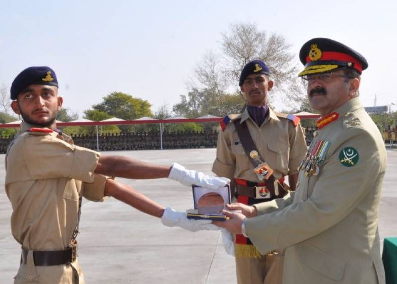 CGS Gen. Bilal hails contribution of Pakistan Army in maintaining peace