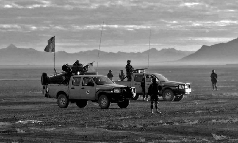 Parallels between Syrian civil war and Soviet-Afghan Jihad