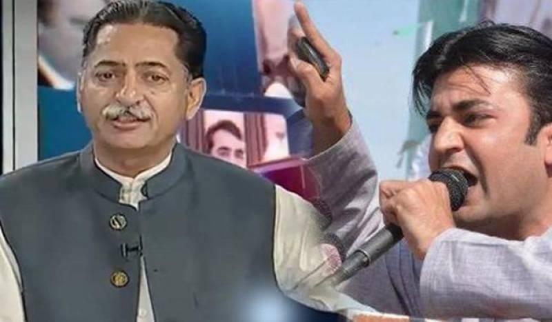 PML-N MNA Javed Latif verbally abused Murad Saeed's sisters, new shocking video emerges