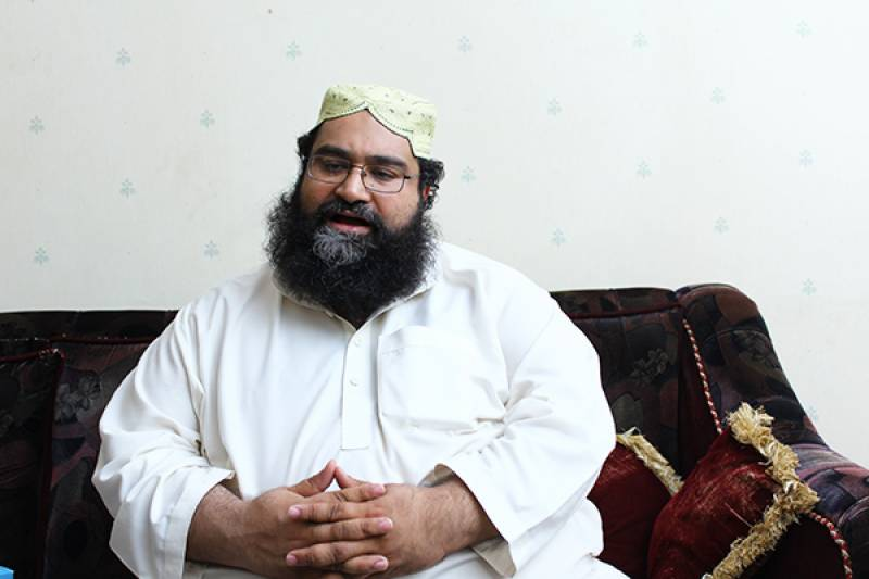 Tahir Ashrafi secretly received funds from international NGOs, alleges former colleague