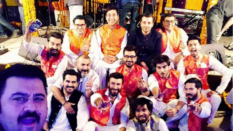 Abdullah Seja's mehndi becomes most star-studded event ever!