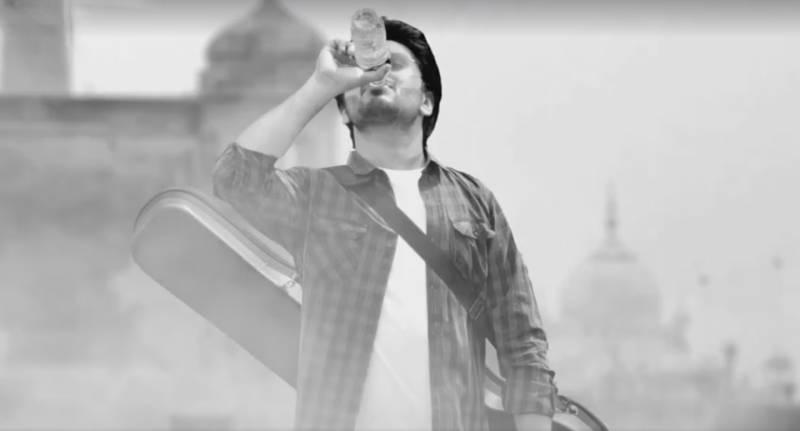'Hamza Malik' rocks Sufi commercial with his jingle & screen look