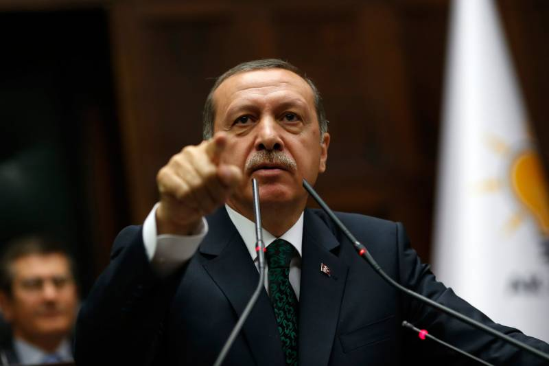 Turkish president Erdogan likens Netherlands to 'Banana Republic' as diplomatic row escalates