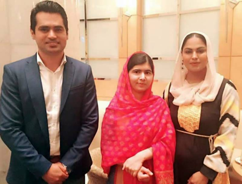 Veena to review divorce decision as Malala mediates in couple's rift