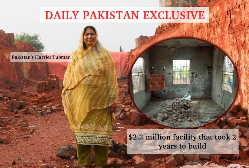 Remember Pakistan's 'Harriet Tubman' who got $2.3 million from Humans of New York? This is what she has done with it