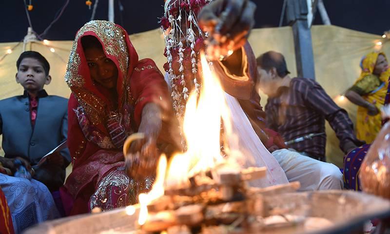 President Mamnoon promulgates Hindu Marriage Bill into law