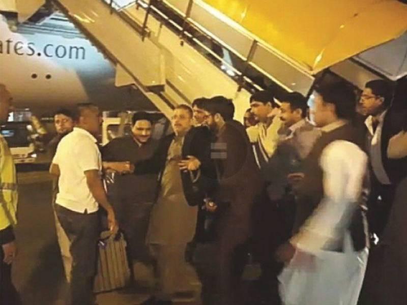 Sharjeel Memon released by NAB after brief detention
