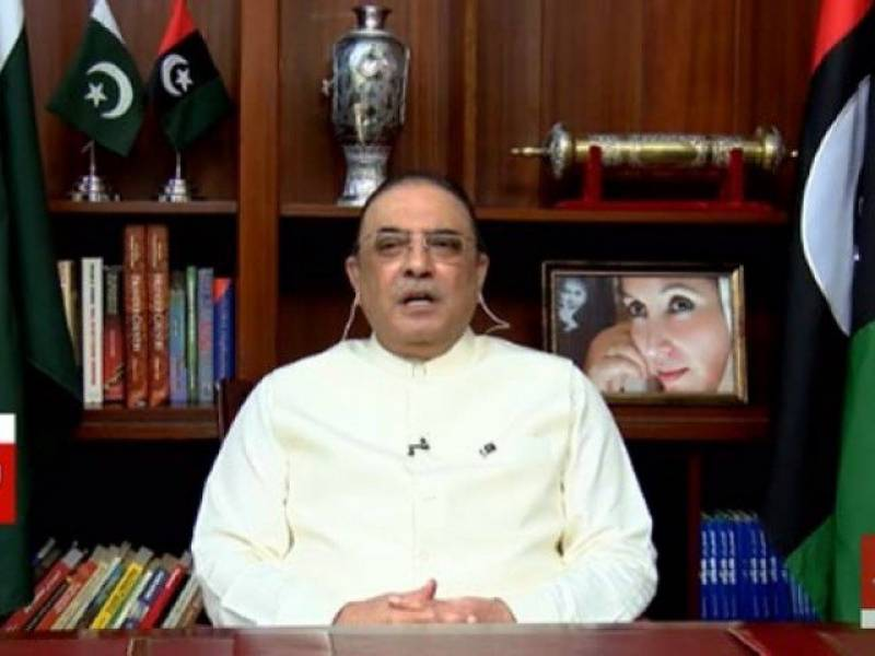 Asif Ali Zardari kickstarts career as political analyst on Bol News
