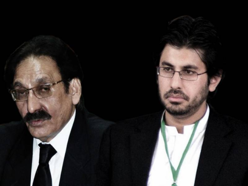 Former CJP Iftikhar Chaudhry, son Arsalan face embarrassment at airport for breaking queue