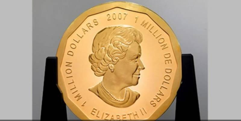 100kg gold coin stolen from Berlin museum