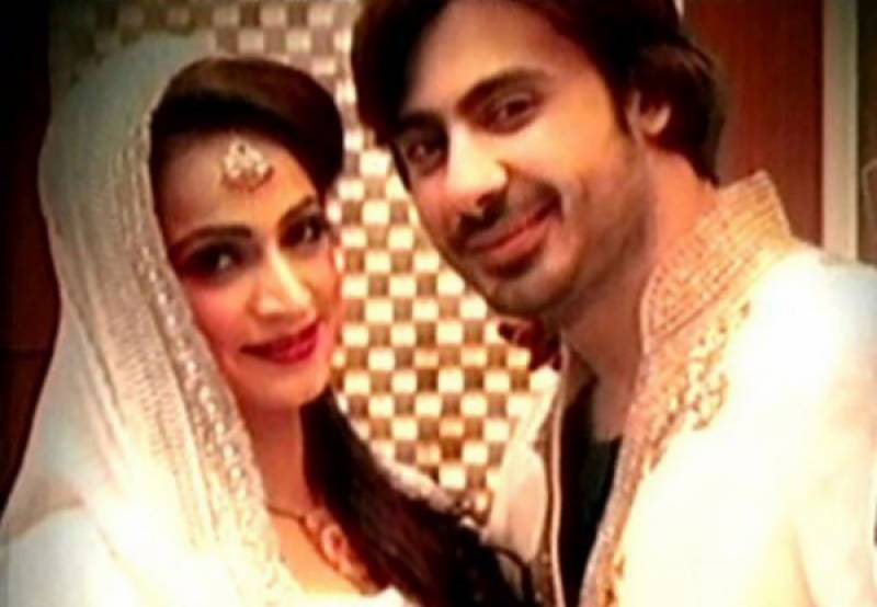 """Actress Noor Bukhari to get """"Khula"""" from her fourth husband"""