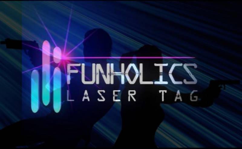 Funholics brings Pakistan's first high-end Laser Tag Arena!