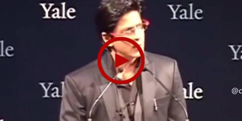 Motivational, hair-raising life story of SRK