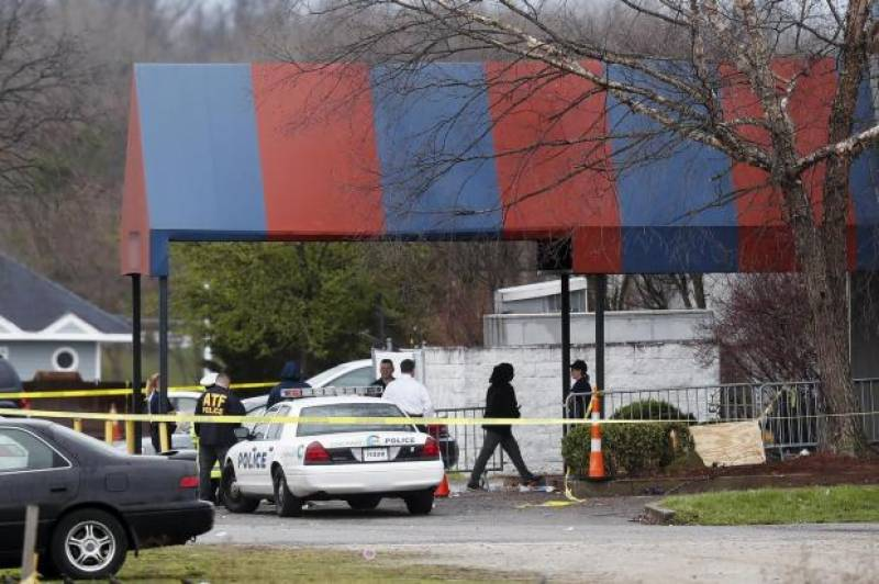 One killed, 14 wounded in US nightclub shooting