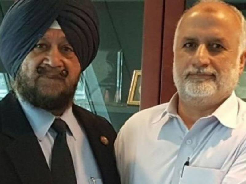 Pakistani father forgives son's Indian assassins, saves lives of 10 people