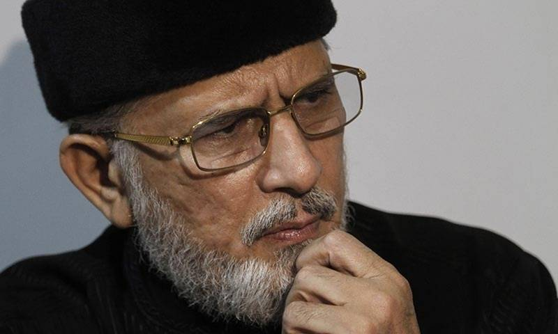 PAT chief Dr Tahir-ul-Qadri shifted to hospital as chest infection worsens