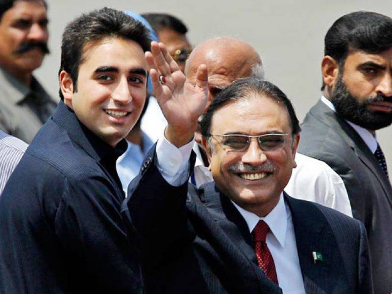 Won't allow PML-N to steal 2018 elections, says Asif Ali Zardari