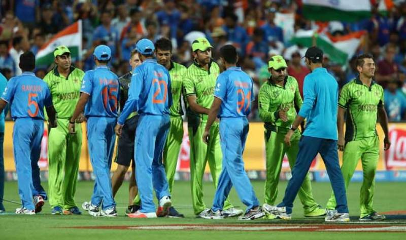 Indian cricket board seeks govt's nod for Pak-India series