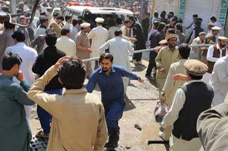 24 killed, 68 injured as blast rocks Parachinar on Friday