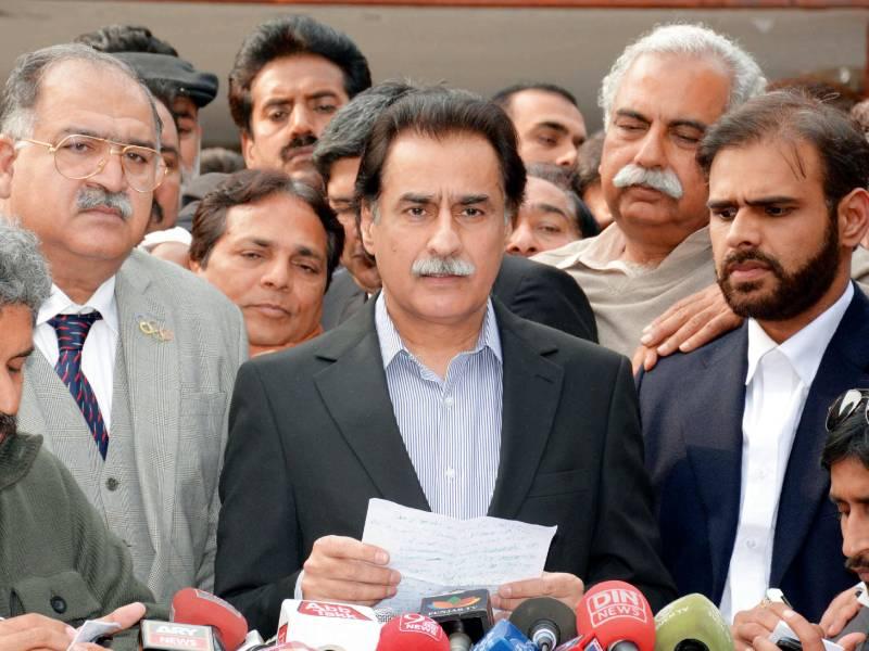 Ayyaz Sadiq led delegation to boycott IPU assembly in Bangladesh