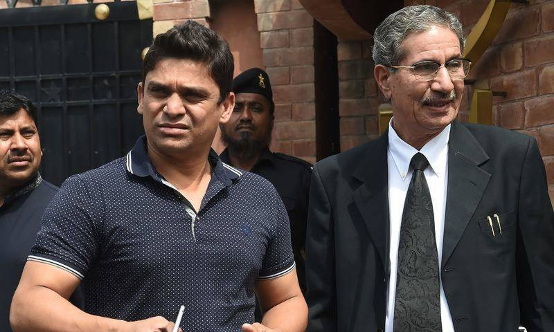 Khalid Latif charged over spot-fixing: PCB