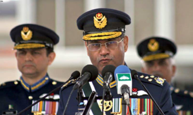 UK appreciates role of PAF in combating terrorism