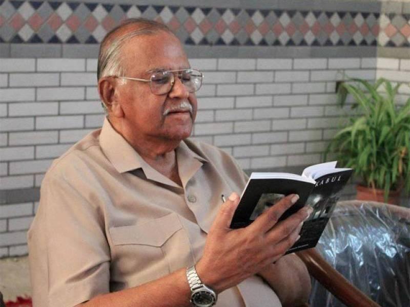 1965 war hero Air Marshal Azim Daudpota dies