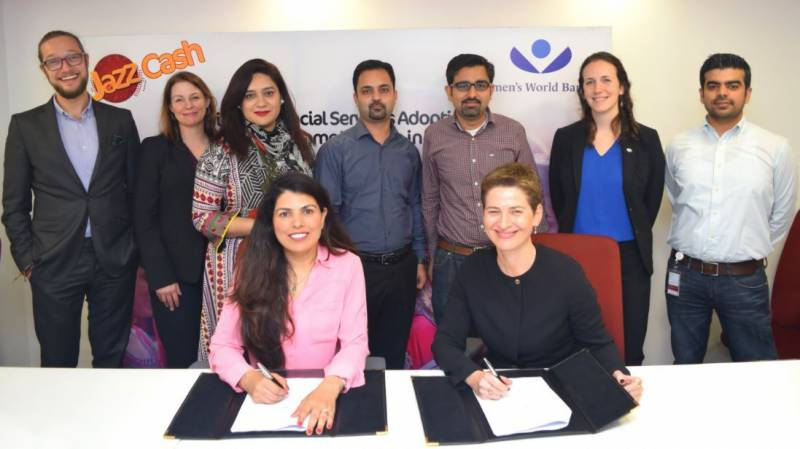JazzCash partners with Women's World Banking to serve low-income women in Pakistan