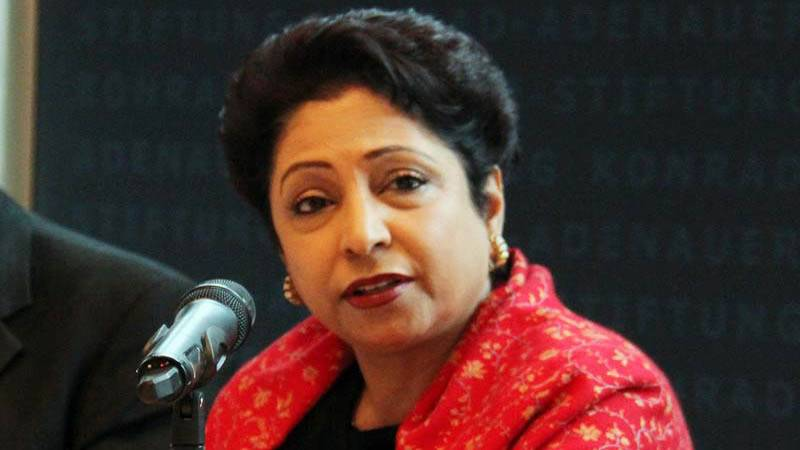 Maleeha Lodhi for nuclear restraint, conventional forces balance to ensure peace in South Asia