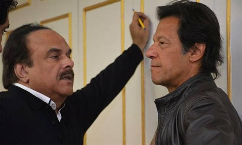 PTI distances itself from Naeemul Haque's comments regarding Gen Kayani