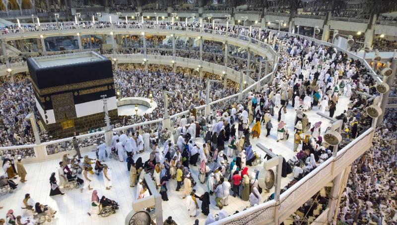 Saudi govt extends Umrah season by one month
