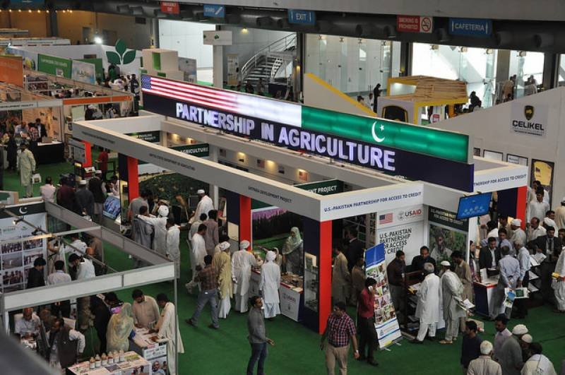US-Pakistan cooperation boosts Agri Expo