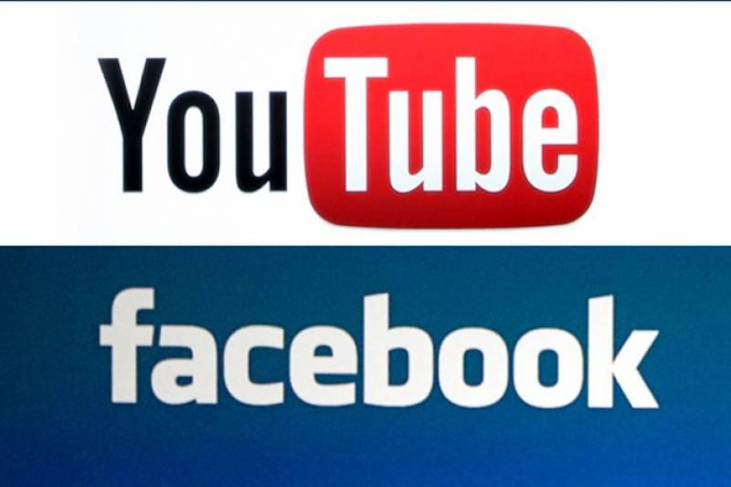 Youtube, Facebook and Twitter banned by ECP