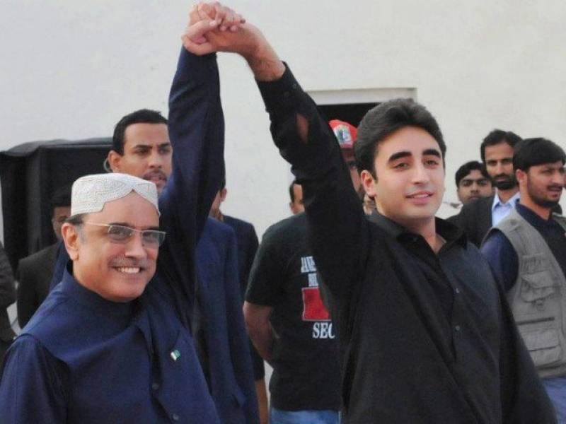 ZAB's 38th anniversary: Zardari, Bilawal hit out at Sharifs for 'failed' anti-terror policy
