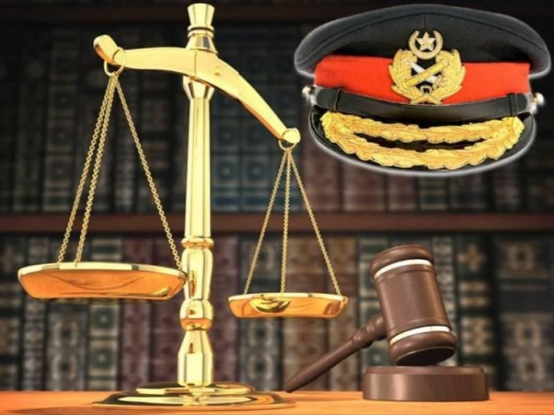 87 percent Pakistanis favour re-establishment of military courts: Survey