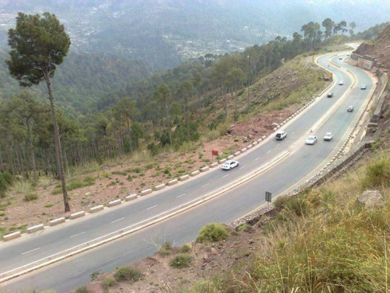 E-Ticketing system launched on Murree Expressway