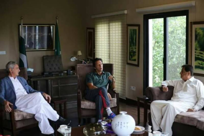 Liaquat Jatoi joins PTI as Imran eyes entry into Sindh