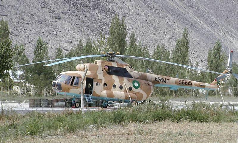 Pakistan Army aircraft crash-lands near Peshawar