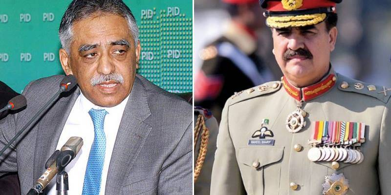 Raheel Sharif was like any other General, don't make him larger than life, says Governor Sindh Muhammad Zubair