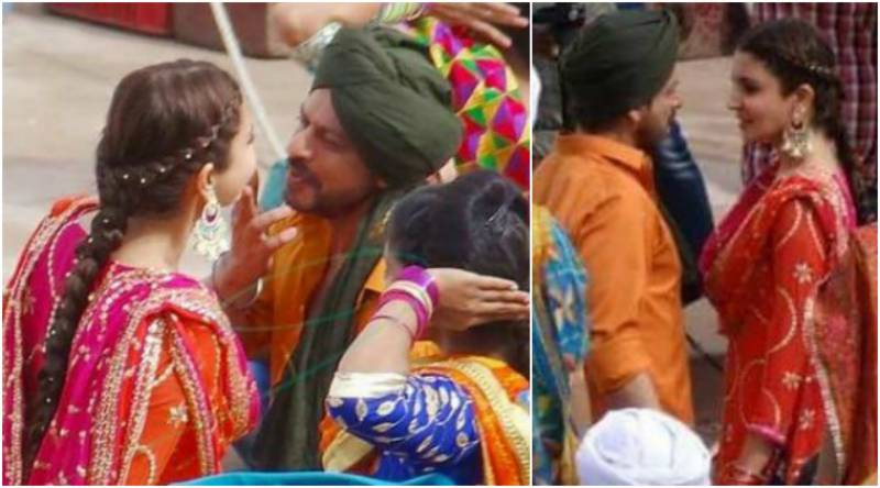 SRK to play Sikh for a Punjabi number with Anushka Sharma