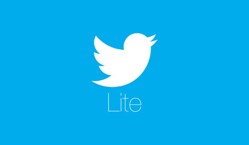 Twitter rolls out new 'Lite' service to reduce mobile data usage
