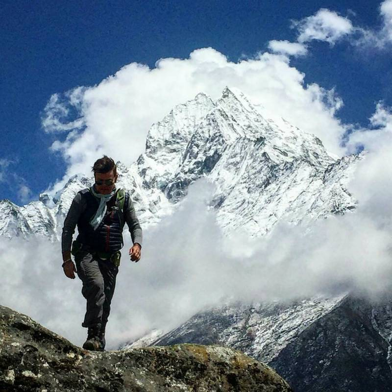 British DJ climbs Mount Everest for 'highest party on earth'