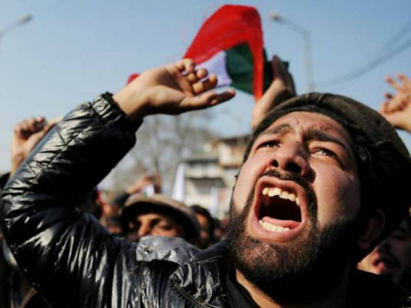 Four more Kashmiri youth martyred as Indian brutality continues